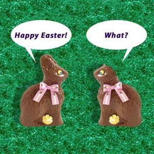 Clean Easter